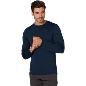 Helly Hansen Lifa Active Solen Koszulka z długim rękawem Mężczyźni, niebieski